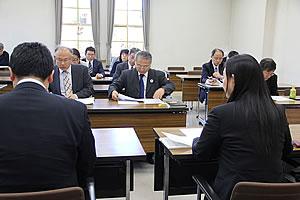 県民要求で愛知県と意見交換